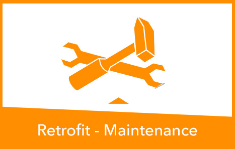 Retrofit - Maintenance